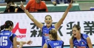 azzurre del volley